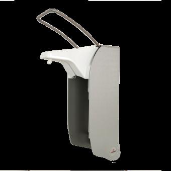 Wandspender plus E., mit Kunststoffpumpe, 500ml
